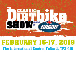 amca advert classic dirtbike show