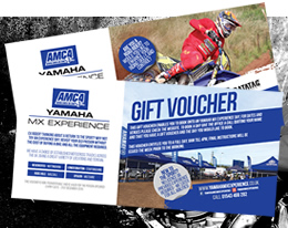 mx experience gift voucher