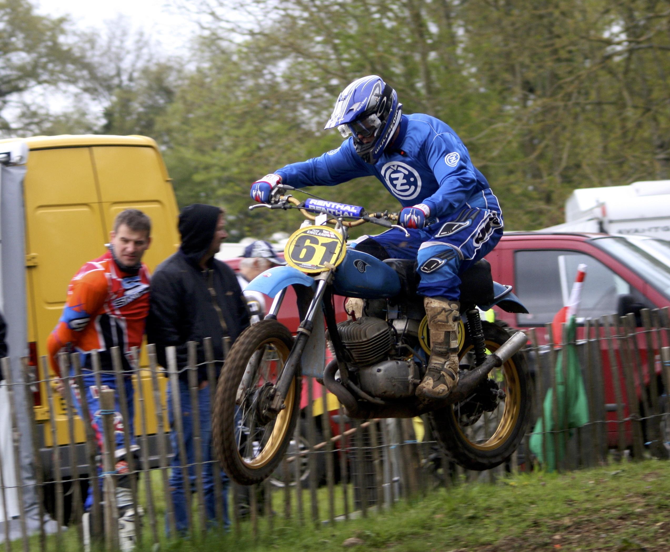 Starting Motocross Need A Motocross Club Rupert Copping