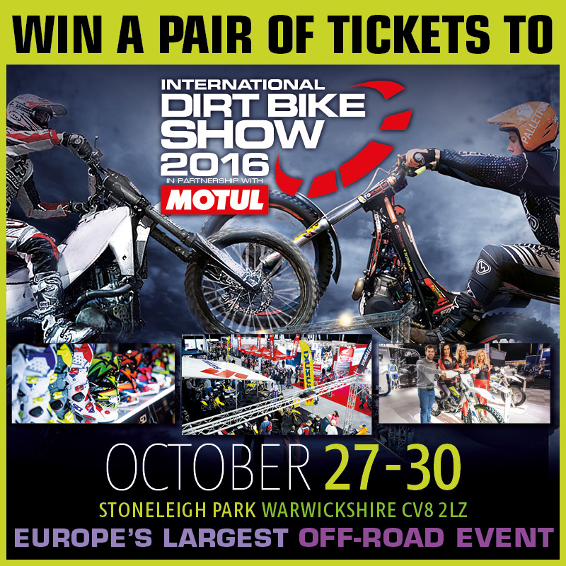 Starting Motocross Need A Motocross Club Win A Family Ticket